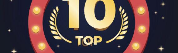 PRVAC Top 10 Call Responder list for 2020